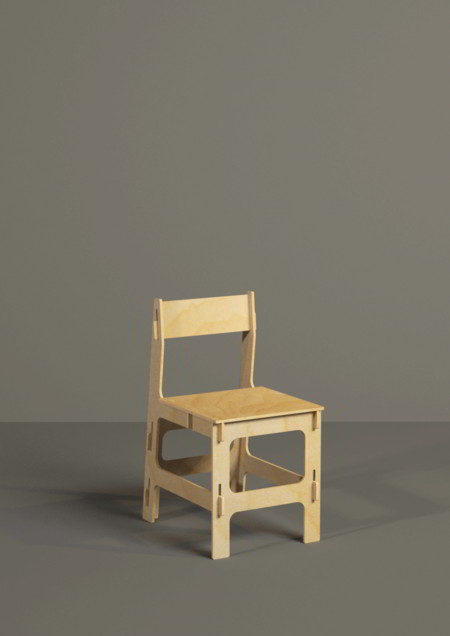 Shopfitting S4002 - Chair